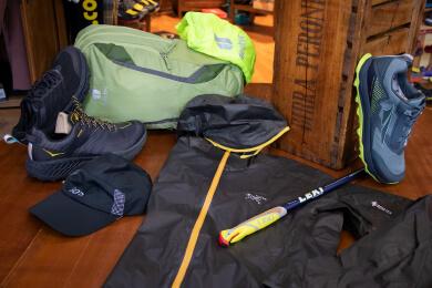 Passion Sport Torino - abbigliamento impermeabile nordic walking