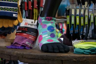 Passion Sport Torino - calze injinji barefoot