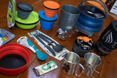 Passion Sport Torino - fornellini e accessori per cucinare lungo il cammino di santiago