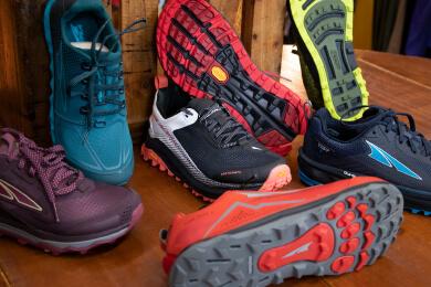Passion Sport Torino - scarpe altra running per corsa naturale su trail
