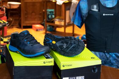 Passion Sport Torino - scarpe topo athletic per corsa naturale su trail