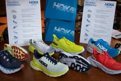 Passion Sport Torino - scarpe hoka one one per running su strada