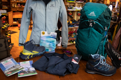 Passion Sport Torino - abbigliamento trekking donna