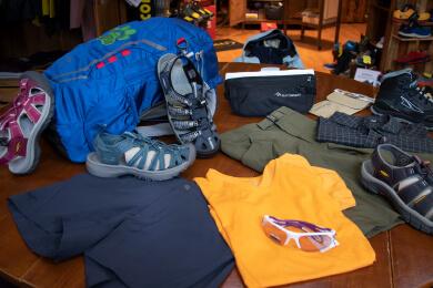 Passion Sport Torino - abbigliamento trekking leggero